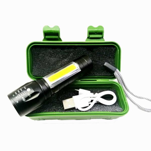 ΦΑΚΟΣ MINI  LED  ΕΠΑΝΑΦΟΡΤΙΖΟΜΕΝΟΣ MICRO USB ΑΔΙΑΒΡΟΧΟΣ LED Φωτισμός