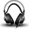 Headset Zeroground HD-2500G IKEDA 7.1 USB HEADSET - ΑΚΟΥΣΤΙΚΑ