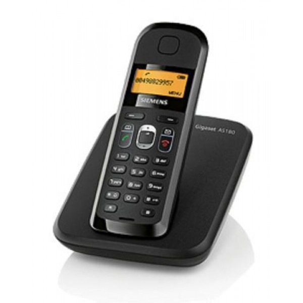 Ασύρματο Τηλέφωνο Siemens Gigaset AS180 Σταθερά τηλέφωνα