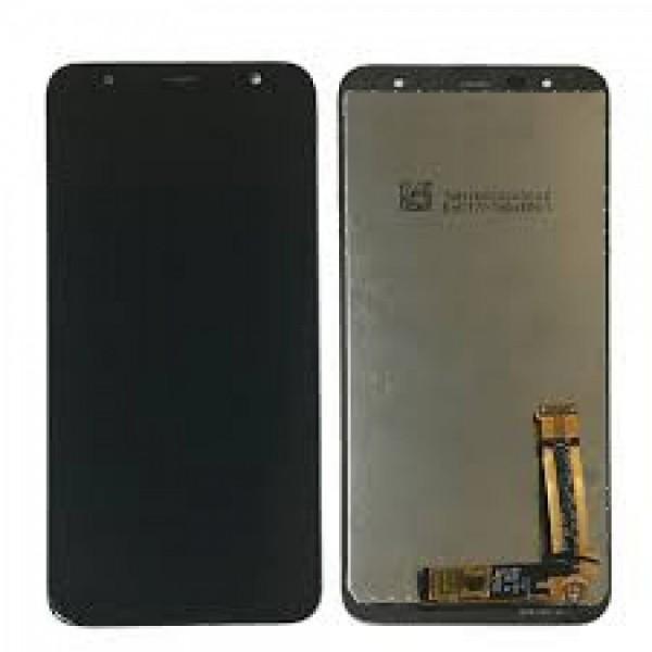 Lcd touch Samsung J4 Plus / J6 PLUS Black Grade A OEM Ανταλλακτικά κινητών