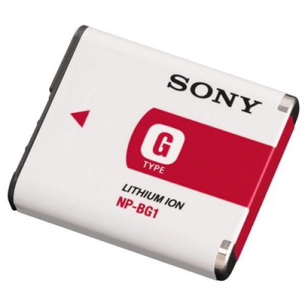 Sony Original NP-BG1 Battery NP BG1 NPBG1 Batteries FG1 DSC W120 W125 W130 W150 W170 W200 W210 W220 W230 W290 T20 T100 HX30 refurbished Διάφορα