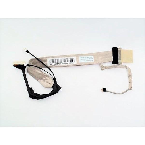 HP 480449-001 LCD Display Cable FG Pavilion DV7-1000 DC02000IA00 ΑΝΤΑΛΛΑΚΤΙΚΑ LAPTOP