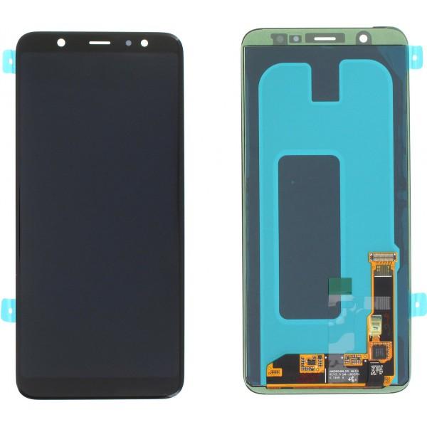 Samsung Οθόνη για Galaxy A6+ 2018 (Μαύρο) ORIGINAL Ανταλλακτικά κινητών