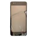 MLS iQW503 Flame 4G 2018 ΟΘΟΝΗ ΜΕ FRAME KAI SUB USED Ανταλλακτικά κινητών