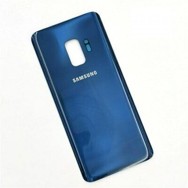 SAMSUNG GALAXY S9 PLUS G965 BACK COVER BLUE / ΚΑΠΑΚΙ ΜΠΛΕ Ανταλλακτικά κινητών