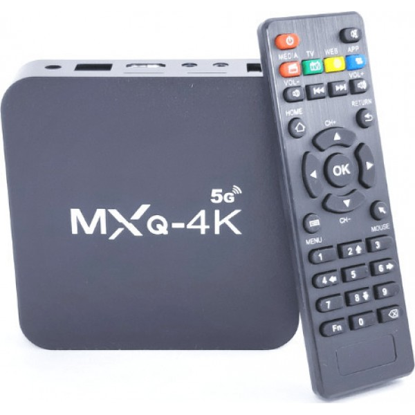 TV BOX MXQ-4K (32GB) TV - Gadget